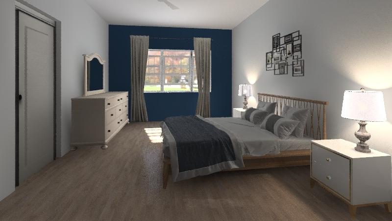 Proflie Project  Interior Design Render