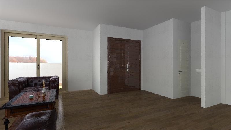 Hasan zaaim Interior Design Render
