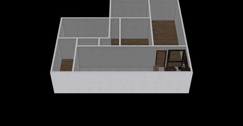 TANIA Interior Design Render