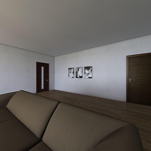 Appartement 3D Interior Design Render