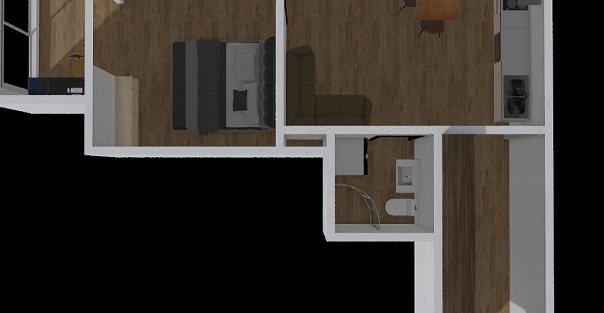 BH20/1 Interior Design Render