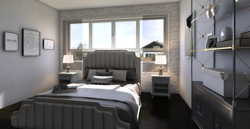 Demo House Interior Design Render
