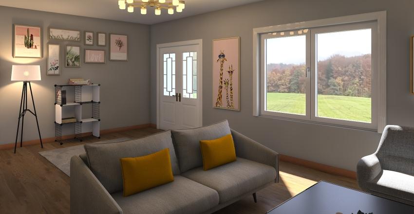First Ranch Practice Interior Design Render