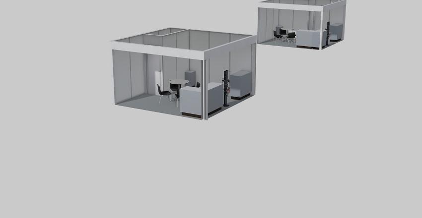 Ekaterinburg 2020 Interior Design Render