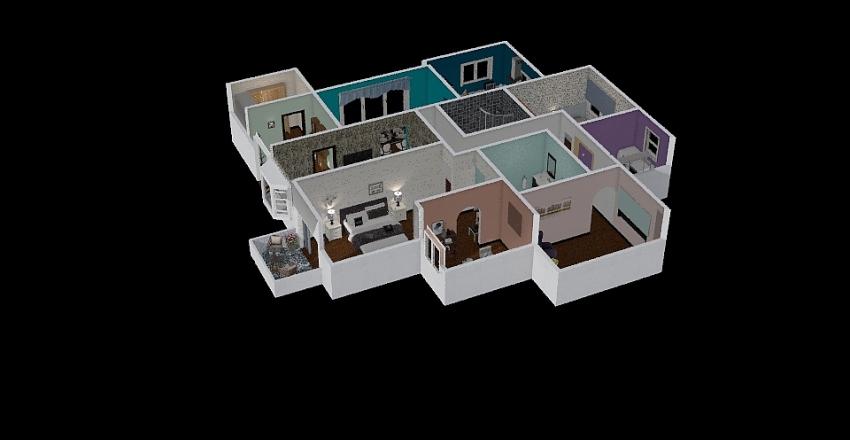 Anna demo 2 Interior Design Render