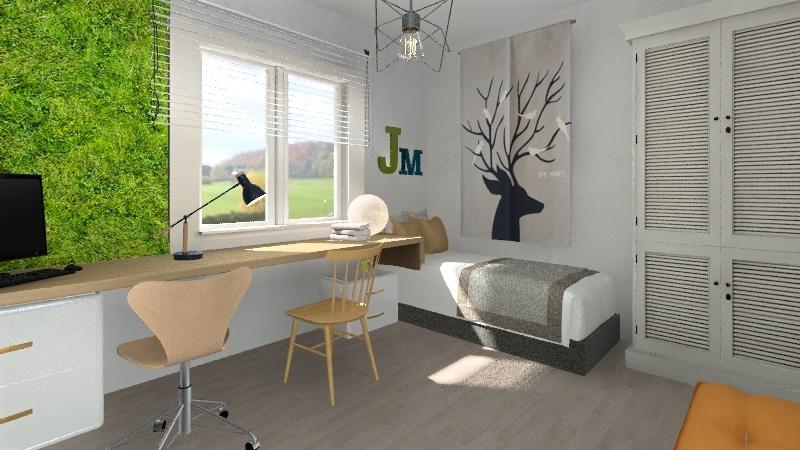 Jozef Interior Design Render