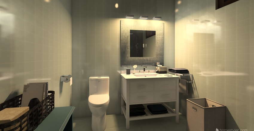 CiProvo Interior Design Render
