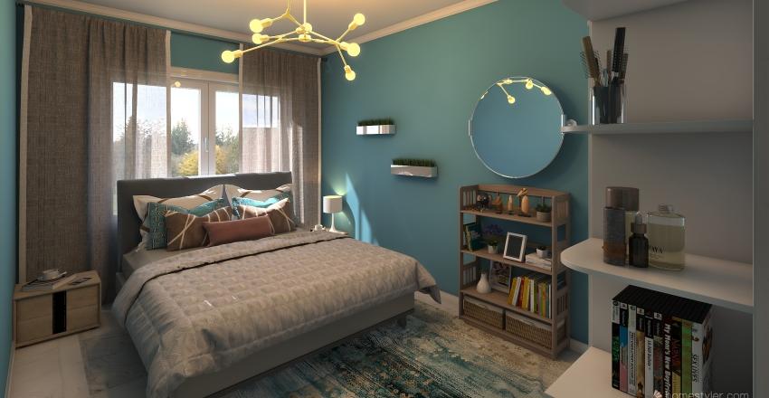 SWETGFDERHGB Interior Design Render