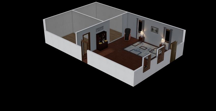 Part 2 Interior Design Render