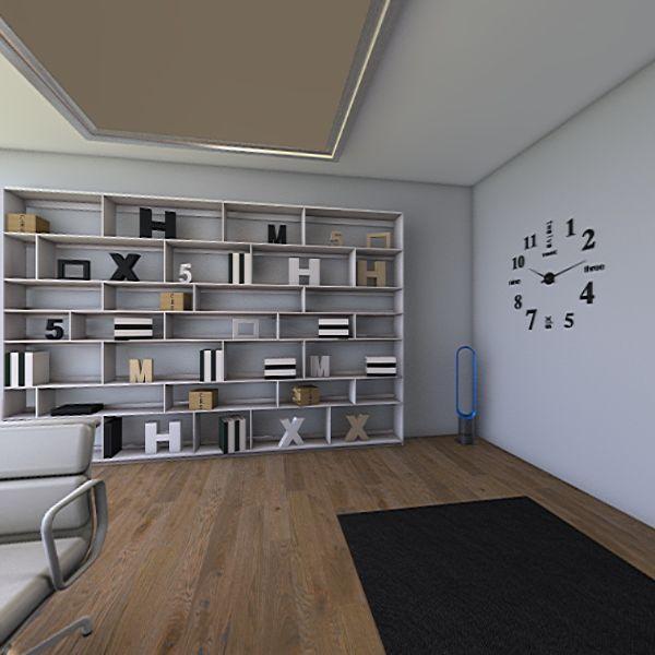 Dagmara Gabinet Interior Design Render