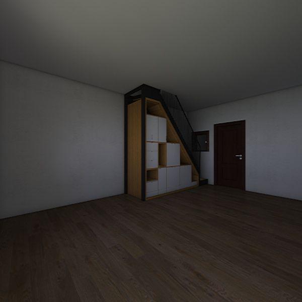 DECA Townhouse Interior Design Render
