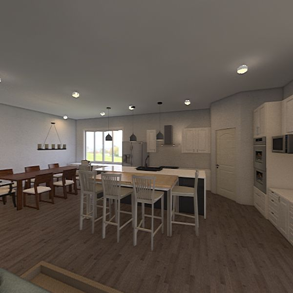 alternate Interior Design Render