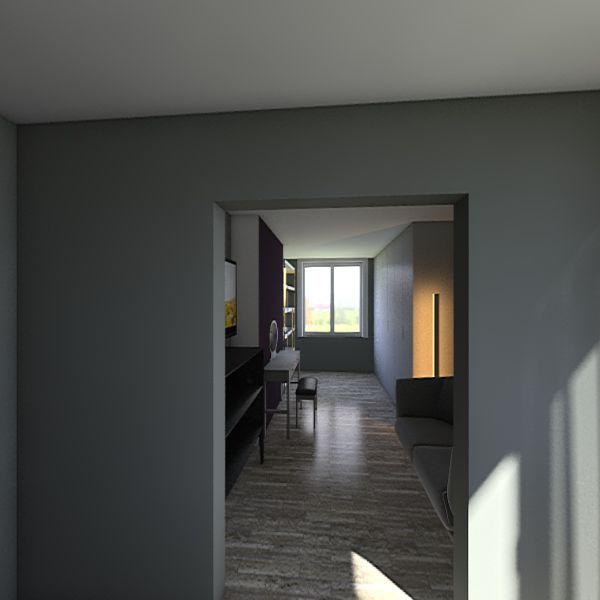 Mój pokój Interior Design Render