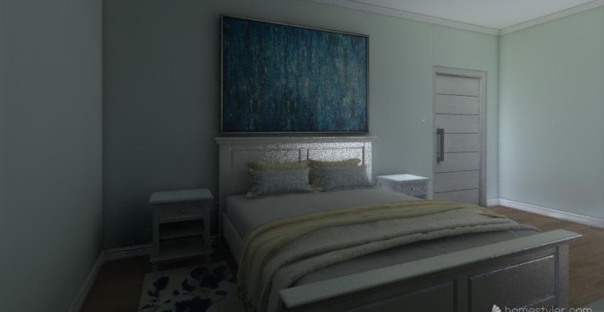 Dormitor Mara V2 Interior Design Render