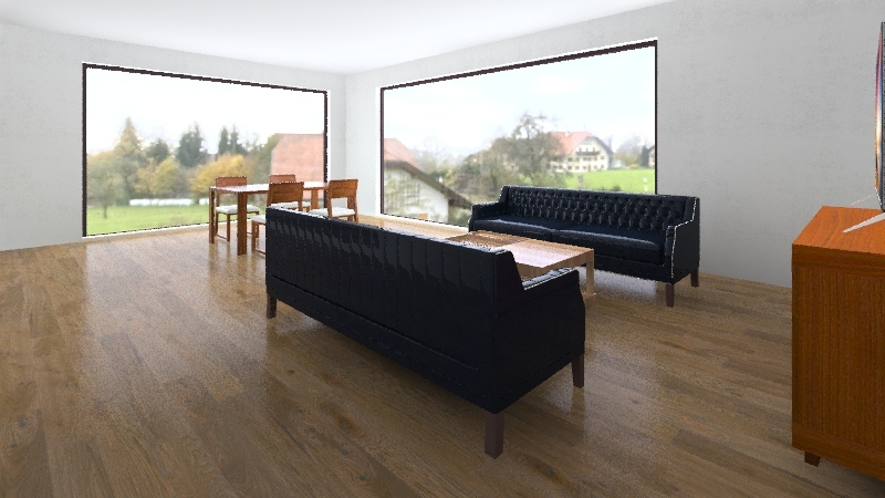 Turosn Interior Design Render