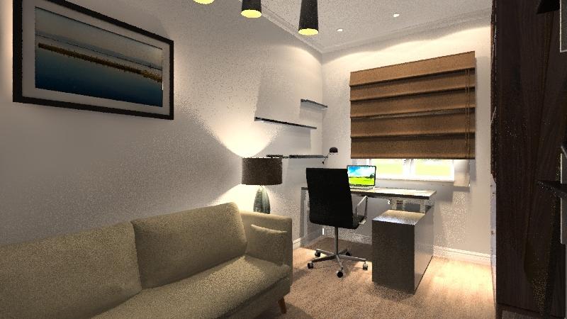 айгуль Interior Design Render