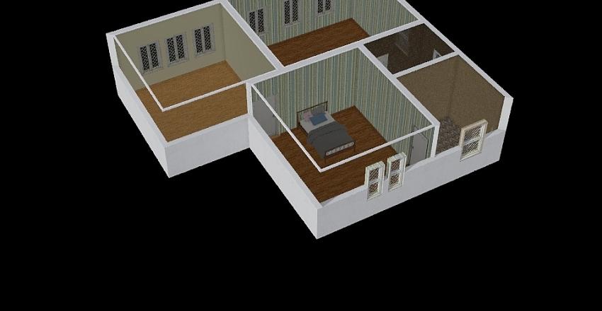 Template333 Interior Design Render