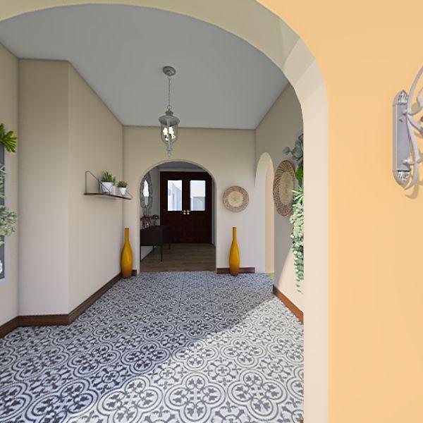 Mexico house test Interior Design Render