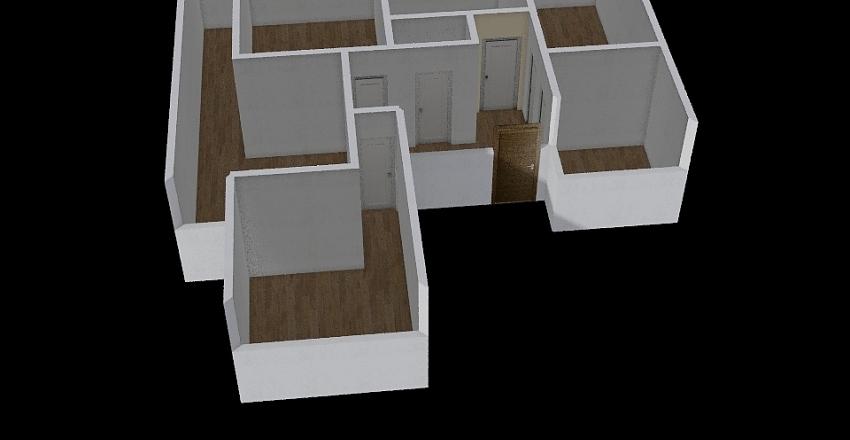 casa almeida Interior Design Render