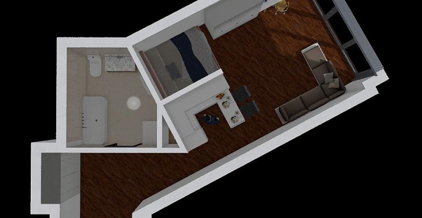 Barto20/1-1 Interior Design Render