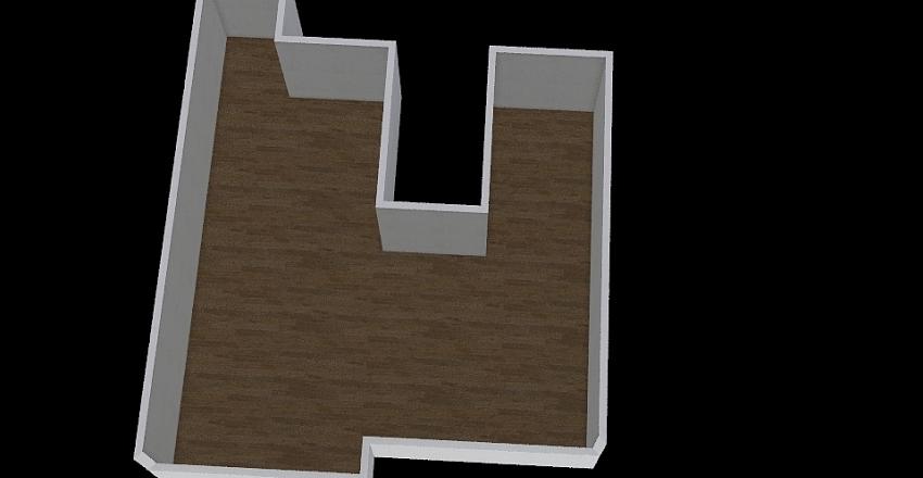 kuca Interior Design Render