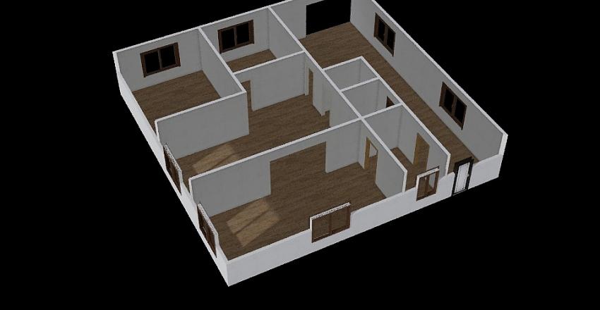 INGRIDI Interior Design Render