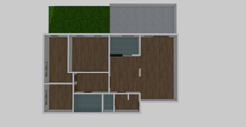 43968 Interior Design Render