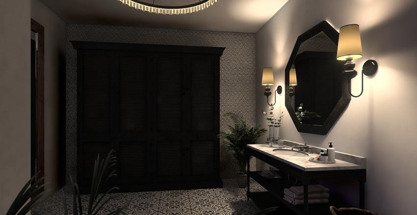 BL house Interior Design Render