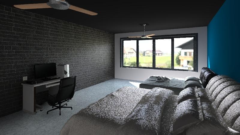 Talha Interior Design Render