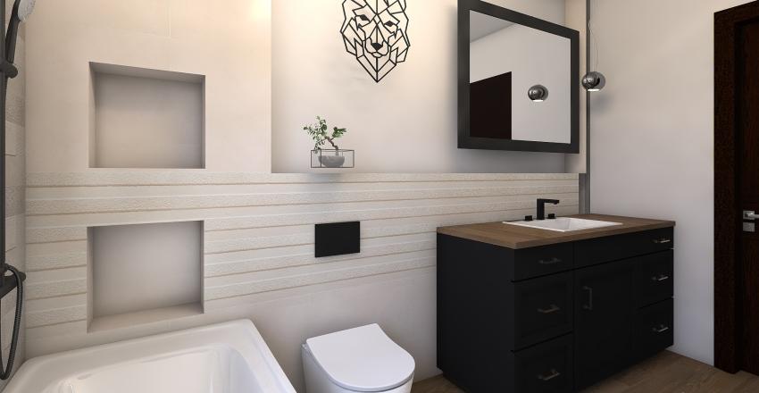 łazienka 01.2020 Interior Design Render