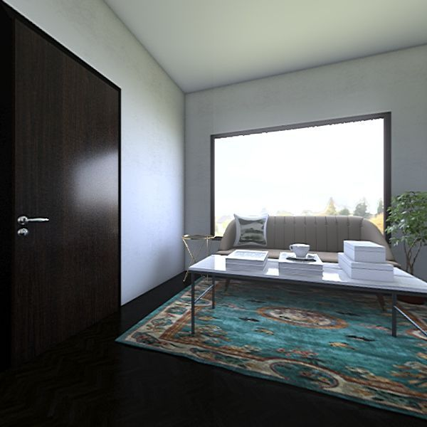 Showroom_design 1 Interior Design Render