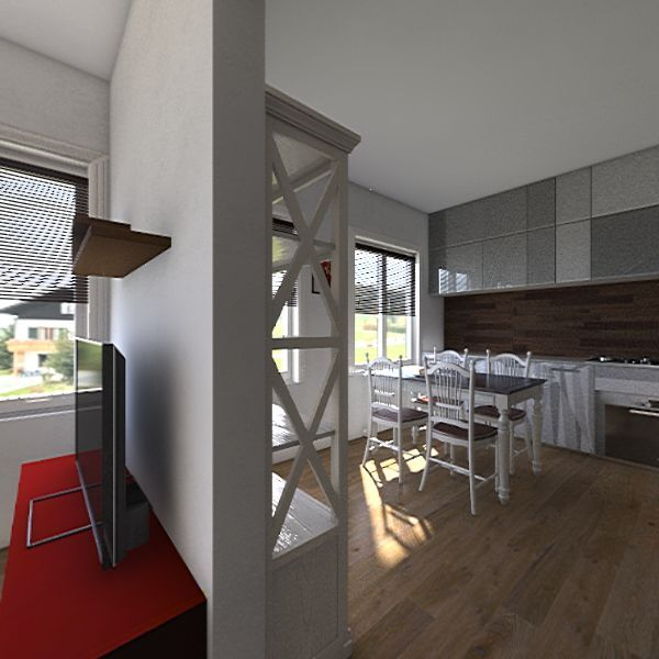 TRAUGUTTA 2 ROOMS Interior Design Render