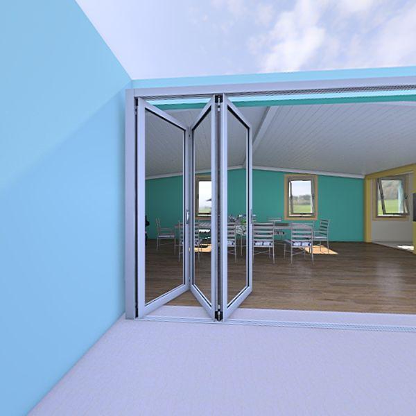 Beach house- pueblo style Interior Design Render