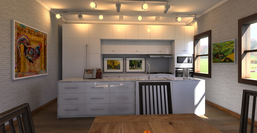 alt test Interior Design Render