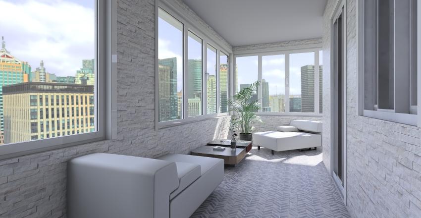 appartamentino Interior Design Render