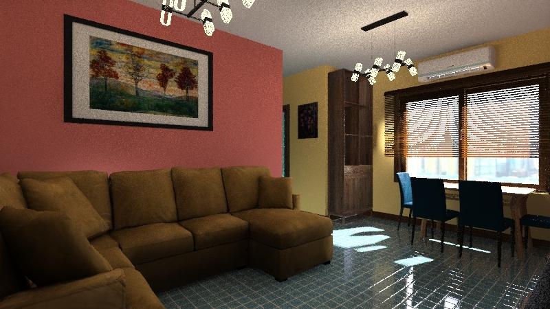 Kamlesh Hathi 2 Interior Design Render