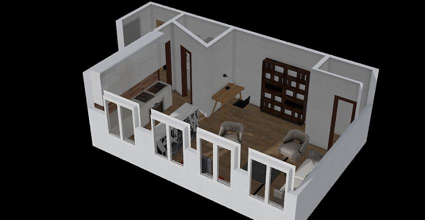 TRAUGUTTA Interior Design Render