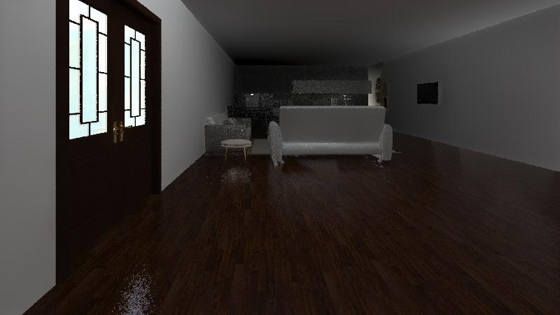 Tech Exploratory  Interior Design Render