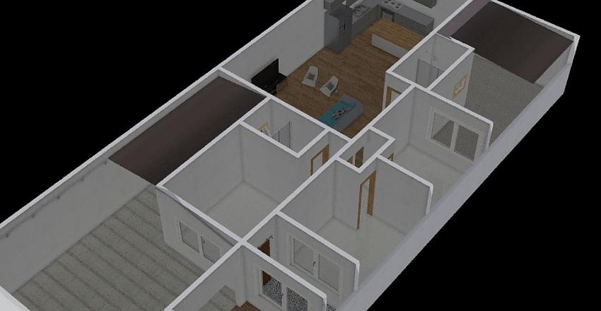 tia che Interior Design Render
