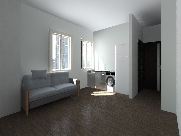 Sun Shing 10F Interior Design Render