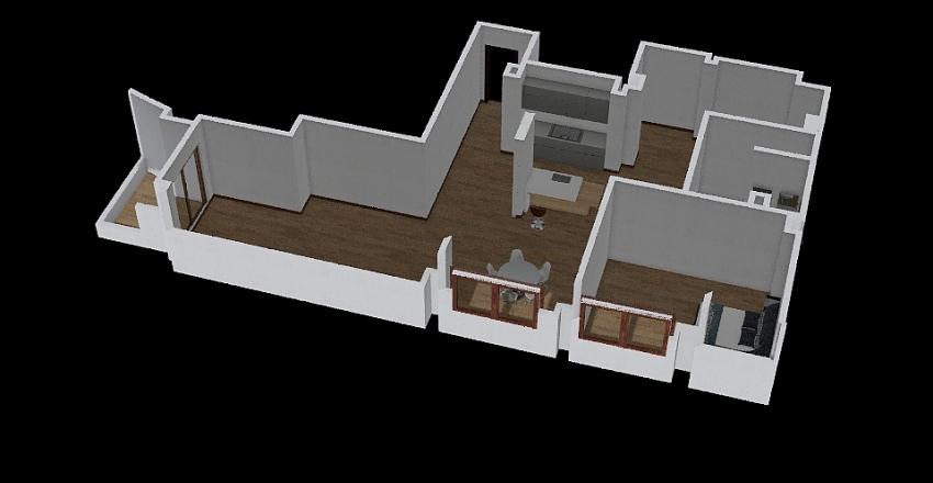 salamanca 17 Interior Design Render