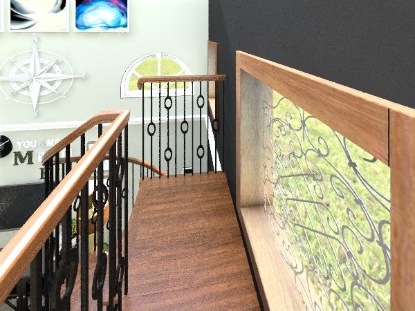 shed house 1 Interior Design Render