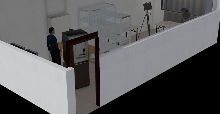 Estudi We Care 2 Interior Design Render