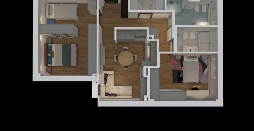 TUCIDIDE aggiornato  gennaio 20 Interior Design Render
