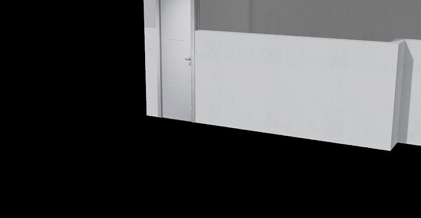 Habitacion Nahia Interior Design Render