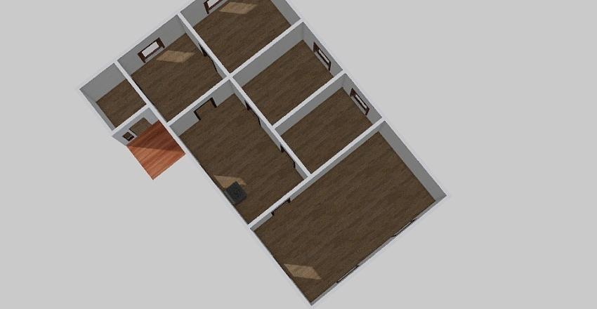 Дома_0353 Interior Design Render