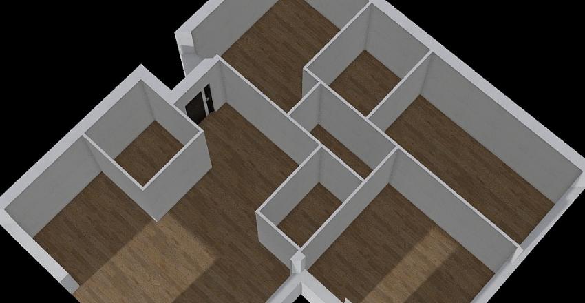 Caussols 2 Interior Design Render