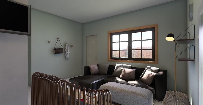 Jades redesign Interior Design Render