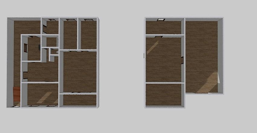 Дома_0354 Interior Design Render
