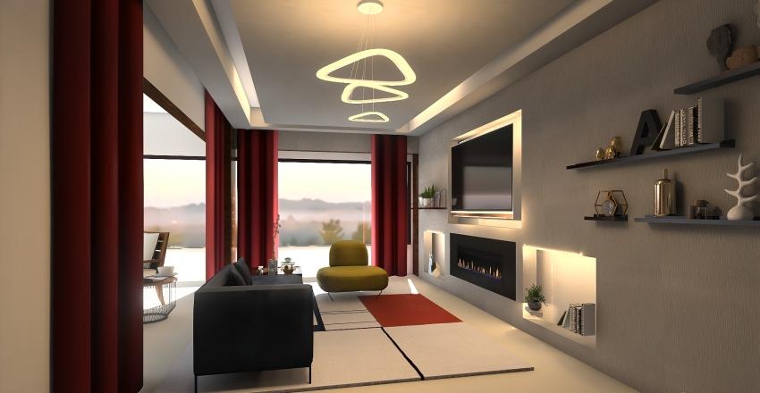 OTRA CASA 2 Interior Design Render